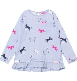 Joules Joules Peplum Top