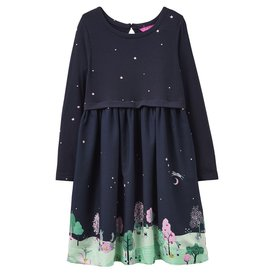 Joules Joules Jersey Woven Dress