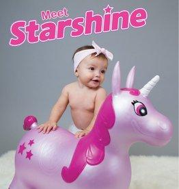 Waddle Waddle Unicorn Bouncy Animal