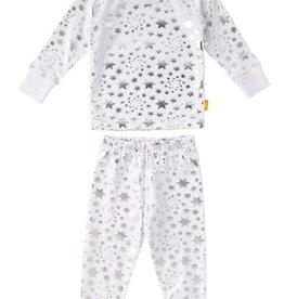 Masala Baby Organic Long Sleeve Star PJ