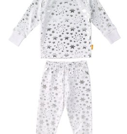 Masala Baby Organic Long Sleeve Star PJ