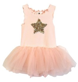 Petite Hailey Petite Hailey Baby Tutu with Star