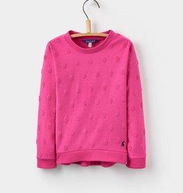 Joules Joules Sweetie Textured Sweatshirt