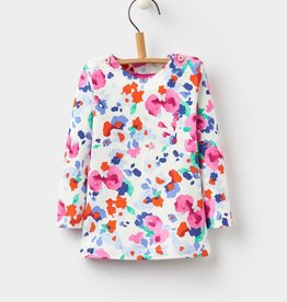 Joules Joules Floral Harbour Jersey Top