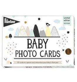 Milestone Baby Milestone Photo Cards