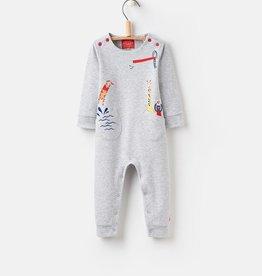 Joules Joules Fife Applique Baby Growsuit