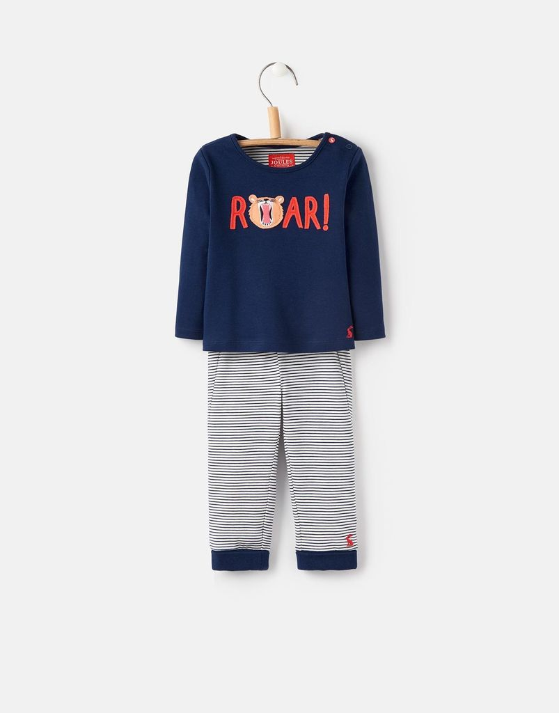 Joules Joules Byron Applique Two-Piece Set