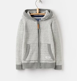 Joules Joules Harkin Chenille Hooded Sweatshirt