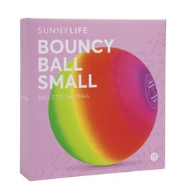 Sunny Life Sunny Life Small Rainbow Bouncy Ball