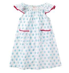Masala Baby Flutter Dress Indian Butti