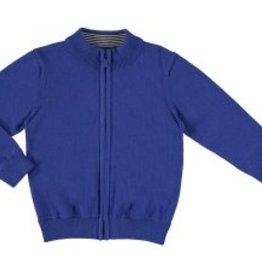Mayoral Mayoral Cotton Zip Sweater