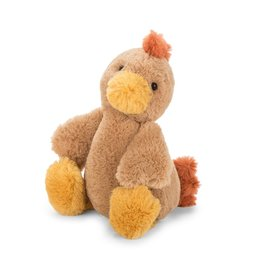 JellyCat Jelly Cat Bashful Chicken Small