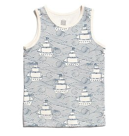 Winter Water Factory Winter Water Factory Tank Top- High Seas