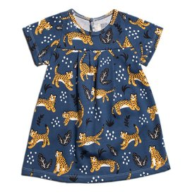 Winter Water Factory Winter Water Factory Florence Dress- Wildcats