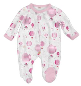 Magnificent Baby Magnificent Baby Up In The Air Modal Footie *more colors*