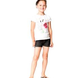 deux par deux Deux Par Deux The Flamingo Edit Printed T-Shirt