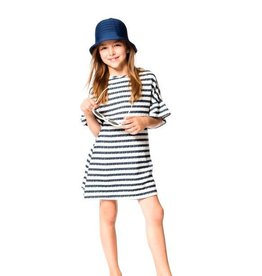 deux par deux Deux Par Deux Must Have Striped Dress