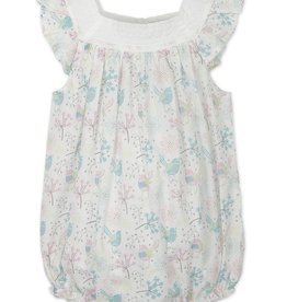Feather Baby Feather Baby Square-Neck Bubble