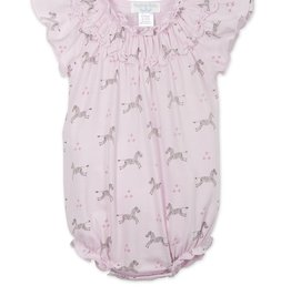Feather Baby Feather Baby Zebras Ruched Bubble