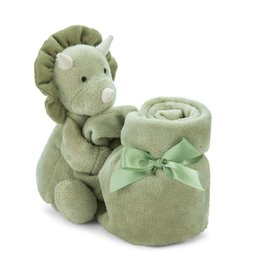 JellyCat Jelly Cat Duffie Dino Soother