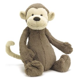 JellyCat Jelly Cat Bashful Monkey Huge