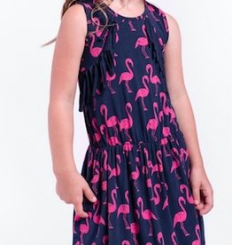 Imoga Imoga Petra Flamingo Dress