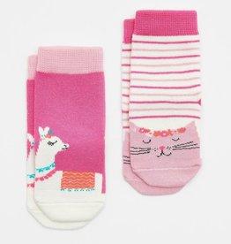 Joules Joules Llama Character Socks