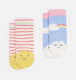 Joules Joules Sunshine Character Socks