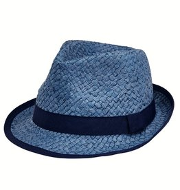San Diego Hat Dyed Paper Fedora