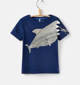 Joules Joules Archie Shark T-Shirt