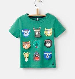 Joules Joules Chomper Applique T-Shirt