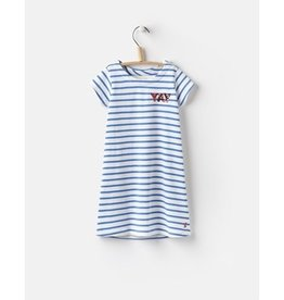 Joules Joules Riviera Stripe Dress