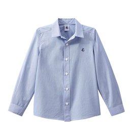 Petit Bateau Petit Bateau Long Sleeve Dress Shirt