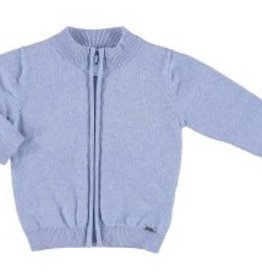 Mayoral Mayoral Cotton Zippered Pullover