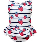Snapper Rock Snapper Rock Strawberry Skirt Swimsuit
