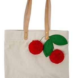 Meri Meri Meri Meri Cherry Tote Bag
