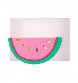 Meri Meri Meri Meri Watermelon Gift Enclosure