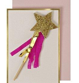 Meri Meri Meri Meri Magic Wand Gift Enclosure