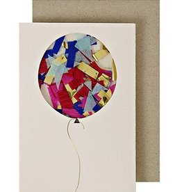 Meri Meri Meri Meri Balloon Confetti Gift Enclosure