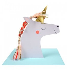 Meri Meri Meri Meri Unicorn Birthday Card