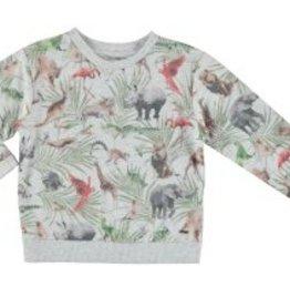 Mayoral Mayoral Animal Print Shirt