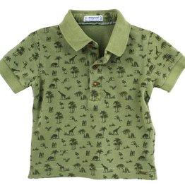 Mayoral Mayoral Short Sleeve Printed Shirt