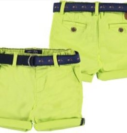 Mayoral Mayoral Sporty Shorts with Belt