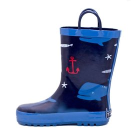 Timbee Timbee Rainboot Nautical