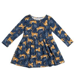 Winter Water Factory Winter Water Factory Madison Dress - Wildcats