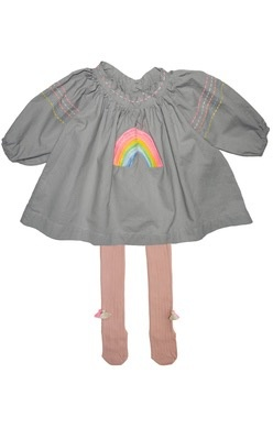 everbloom Everbloom Rainbow Dress Set