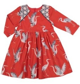 Pink Chicken Pink Chicken Songbird Dress