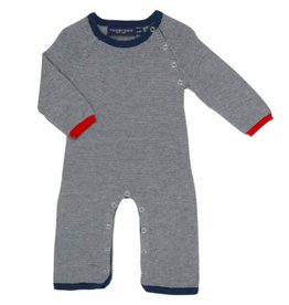 tooby doo Tooby Doo Sweater Knit Jumpsuit