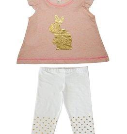 Everbloom Bunny Legging Knit Set