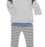 Splendid Splendid Striped Pant Set